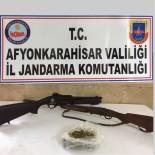 Jandarmanın Yaptığı Operasyonda Kubar Esrar Maddesi Ele Geçirildi