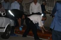 Kahramanmaraş'ta Yaşlı Kadın Boğazı Kesilerek Öldürüldü