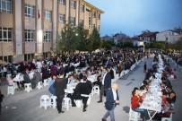 Karaman'da Beş Mahallenin Sakinleri İftar Sofrasında Buluştu