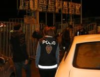 YAKALAMA EMRİ - Kars'ta 'Huzurlu Parklar' Asayiş Uygulaması