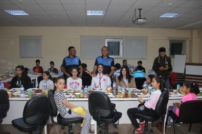 Kayseri TDP Çocuklarla Birlikte İftar Yaptı