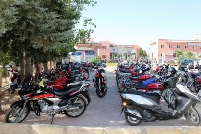 Kilis'te Araçların Yarısı Motosiklet