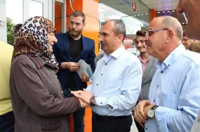 Kırcalı Açıklaması '81 Milyon İnsanımızın Partisiyiz'