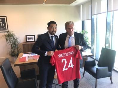 Kırgızistan Futbol Federasyonu'ndan TFF'ye Ziyaret
