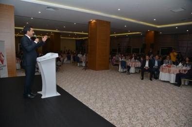 Kırşehir Belediyesinin'kardeşlik İftarı'na Yoğun İlgi
