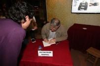 ALI HAYDAR - Kitap Sokağı'nda Yazar Ali Haydar Haksal Okurlarıyla Buluştu