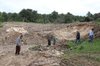 Köylerindeki Taş Ocaklarına Tepki Olarak Oy Kullanmayacaklar