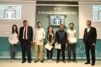 SİBER GÜVENLİK - KTO Karatay'da 'Yılın Enleri' Ödüllendirildi