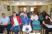 ET ÜRÜNLERİ - Malkara TSO Meclis Toplantısı Yapıldı