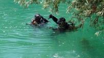CENGIZ YıLDıZ - Manavgat Irmağında Kaybolan Samet'in Cesedi 13'Üncü Günde Bulundu