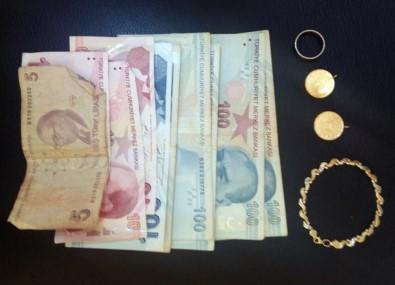 Manavgat'ta Televizyon Ve Ziynet Hırsızları Tutuklandı