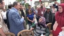 İSMAIL BILEN - Manisa'da Toplu Temel Atma Töreni