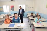 Mardin Milli Eğitim Müdürü Sarı Kırsaldaki Öğrencilerle Bir Araya Geldi