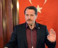 ÇELIK HALAT - Memur-Sen Genel Başkanı Yalçın Açıklaması 'Eski Türkiye'yi İstemiyoruz'