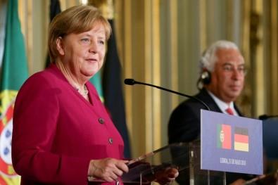 Merkel Açıklaması 'İtalya Yeni Hükümeti İle Yapıcı Bir Şekilde Çalışacağız'