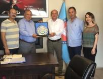 TARIM VE HAYVANCILIK FUARI - Milas İlçe Tarım Müdürlüğü'nden STK'lara Teşekkür Ziyareti
