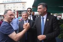 SOSYAL DEMOKRAT - Milletvekili Erol Açıklaması 'Elinizi Yüreğinize Koyarak,  İnanarak Oy Kullanın'