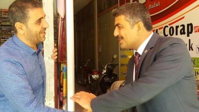 Milletvekili Polat Seçim Çalışmalarını Sürdürüyor