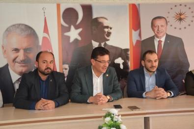 Milletvekili Uslu Açıklaması '24 Haziran'dan Sonra Türkiye Şahlanacak'