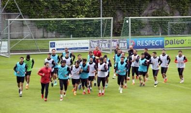 Milliler Tunus Maçına Hazır