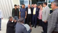 ORHAN MIROĞLU - Miroğlu'na Coşkulu Karşılama
