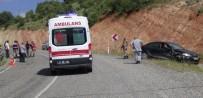 Motosiklet İle Otomobil Çarpıştı Açıklaması 1 Ölü