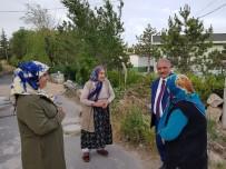 MÜNEVVER - Niğde Belediye Başkanı Özkan Ramazan'da Da Vatandaşın Yanında
