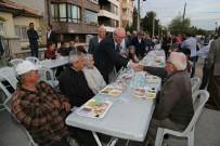 UTKU ÇAKIRÖZER - Osmangazi Mahallesi'nde 5 Bin Kişiyle İftar