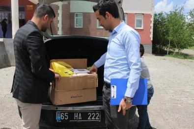 Özalp'ta 'Gençler Sporla Hayat Bulsun' Projesi