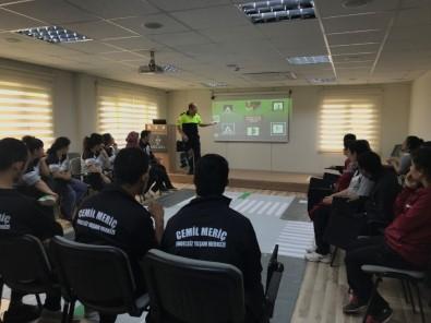Özel Öğrencilere 'Trafik Güvenliği' Eğitimi