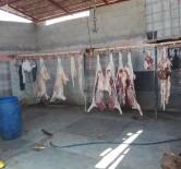 KAÇAK KESİM - Reyhanlı'da Kaçak Et Operasyonu