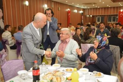 Sarayköy Belediyesi Öksüz Ve Yetim Vatandaşlara İftar Verdi