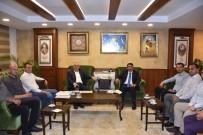 İSMAIL BILEN - Şehzadeler'de Beklenen Kentsel Dönüşümde Çalışmalar Başladı