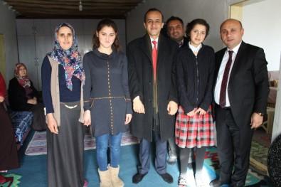 Sungurlu'da Öğretmenler 8 Ayda Bin 884 Aileyi Ziyareti Ettiler