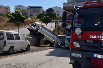 Tanker Kazasında Faciadan Dönüldü