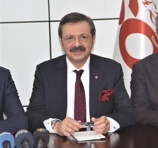 TOBB Başkanı Hisarcıklıoğlu Açıklaması 'Elazığ'da Müthiş Bir Potansiyel Var'