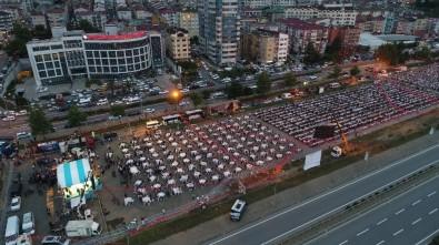 Trabzon'da 12 Bin Kişilik İftar