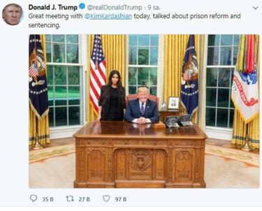 Trump'tan Kim'e Niyet Kim'e Kısmet