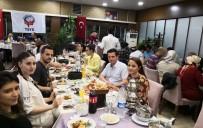 TÜRKIYE SPOR YAZARLARı DERNEĞI - TSYD Trabzon Şubesi Üyeleri İftarda Buluştu
