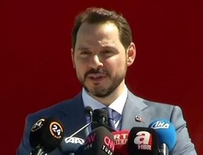 Türkiye Enerji tarihinde bir ilk! Bakan Albayrak ismini açıkladı...