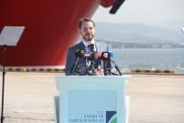 TÜRKIYE PETROLLERI ANONIM ORTAKLıĞı - Türkiye'nin İlk Aktif Sondaj Gemisi Fatih, Akdeniz'e Uğurlandı