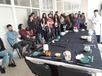 KARABÜK ÜNİVERSİTESİ - Üniversite Öğrencileri Sertifikalarını Aldı