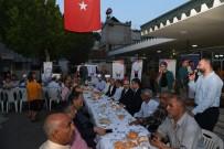Vali Demirtaş 'Huzurda Buluşuyoruz' Projesi Kapsamında Vatandaşlarla İftar Yaptı