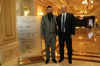 Van Beşiktaşlılar Derneğinden Elite World'e Teşekkür