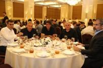 SERVET YARDıMCı - Yıldırım Demirören'den Futbol Ailesine İftar Yemeği