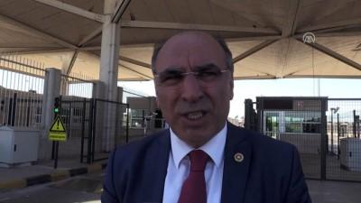 Yunanistan'a Girişlerine İzin Verilmeyen Milletvekilleri Bulgaristan'a Gitti