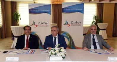 ZEKA Yönetim Kurulu Toplantısı Uşak'ta Yapıldı
