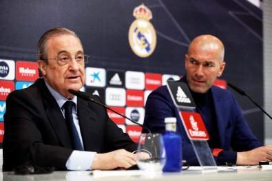 Zinedine Zidane Açıklaması 'Herkes İçin En Doğru An Buydu'
