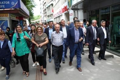 Zonguldak'tan Cumhurbaşkanı Erdoğan'ın Kampanyasına Destek