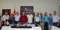 TERTIP KOMITESI - 1 Mayıs Komitesinden Başkan Özkancan'a Ziyaret